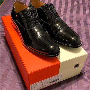 Men's New Republic Oxford  - Black - Size 13